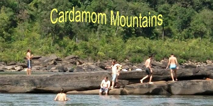 Cardamom Mountains, Tatai waterfall.