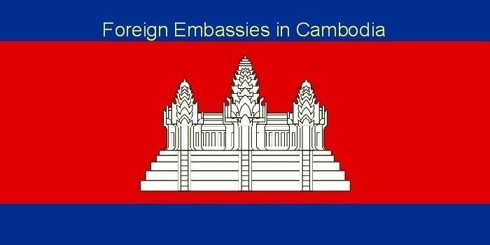 forein embassies list.