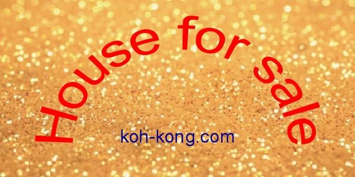 house forsale in koh kong, cambodia.