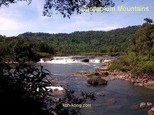 cardamom mountains trekking tour.