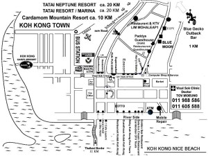 koh kong city map.