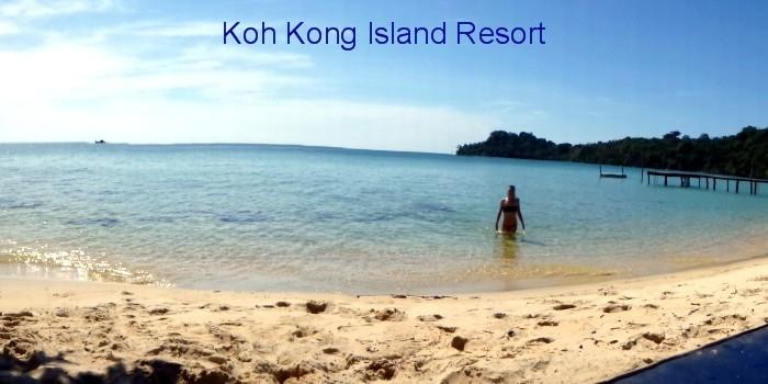 koh kong island resort, in cambodia.